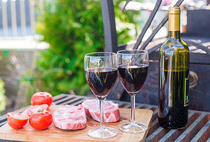 vinhos para churrasco no carnaval