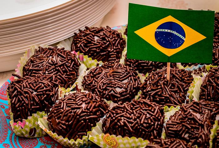 chocolate no brasil