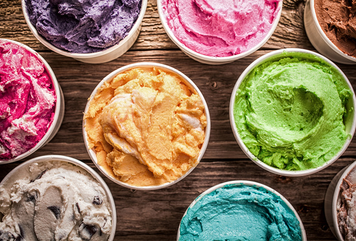 sobre sorvete