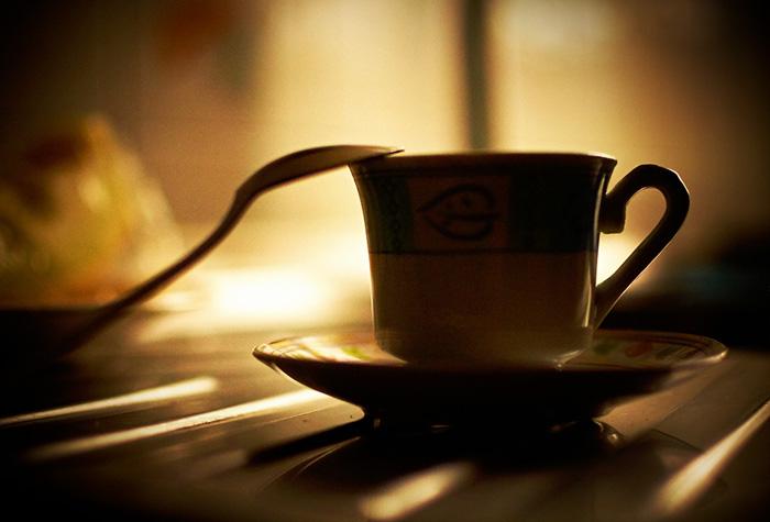 café tira o sono
