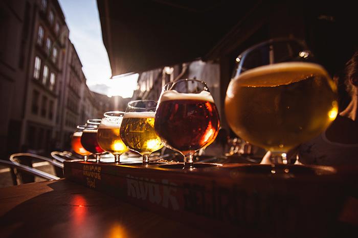 mercado das cervejas artesanais