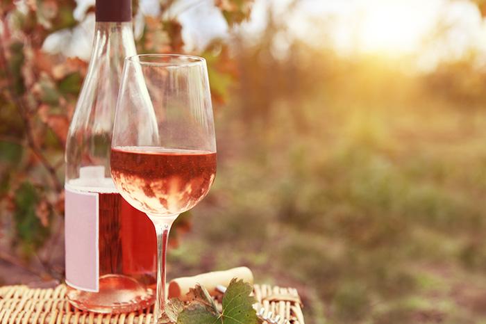 vinhos rosé