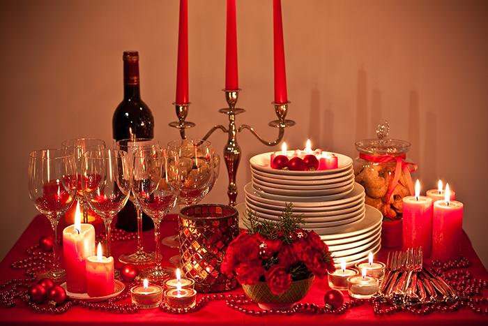 vinhos na Ceia de Natal