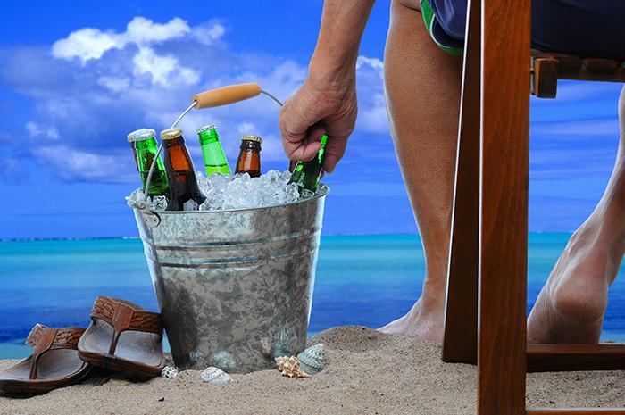 cervejas para tomar no verão