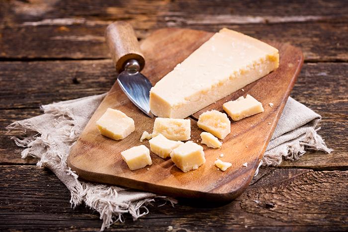 cortar queijo